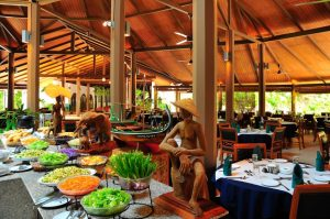 embudu island beach resort dining maldives