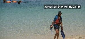 adndaman snorkeling camp