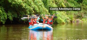 rafting camp coorg